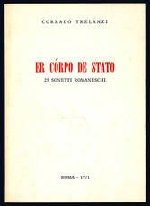 Er corpo de stato. 25 sonetti romaneschi.