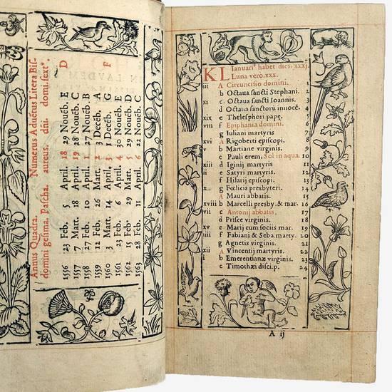 Horae in laudem beatissimae virginis Mariae ad Usum Romanum