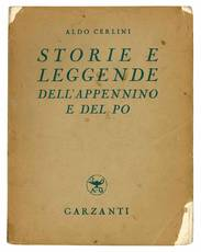Storie e leggende dell'Appennino e del Po. Con 243 illustrazioni.
