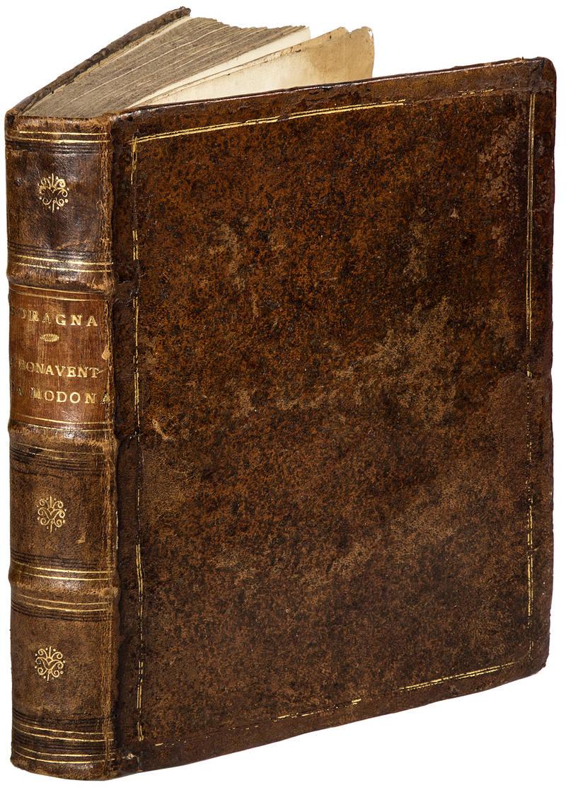 Breve ragguaglio della nascita, vita, e morte del P. Bonaventura da Modona