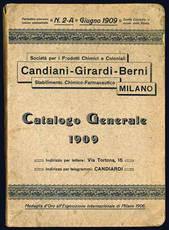 Catalogo generale 1909.