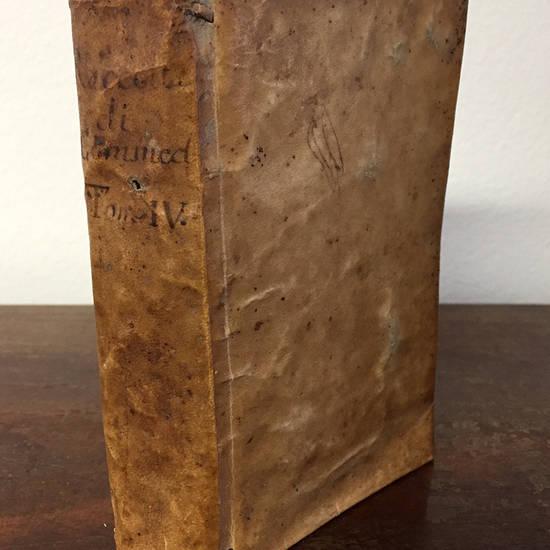 Miscellanea contenente cinque libretti per musica