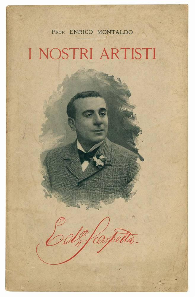 I nostri artisti (Eduardo Scarpetta).