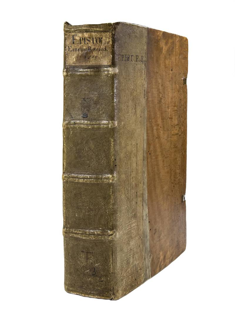 Opus epistolarum [...], per autorem diligenter recognitum, et adiectis innumeris novis, ferè ad trientem auctum