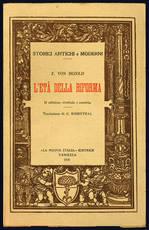 L'età della riforma. II edizione riveduta e corretta.