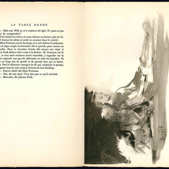 La Table Ronde. 1944 N°1.