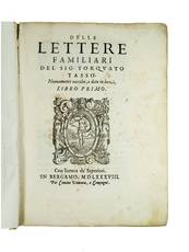 Delle lettere familiari [...], nuovamente raccolte, e date in luce, Libro primo [-secondo].