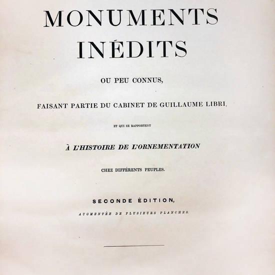 Monuments inédits ou peu connus