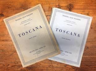 Attraverso l'Italia. Illustrazioni delle regioni italiane. Volume quinto (-sesto). Toscana.