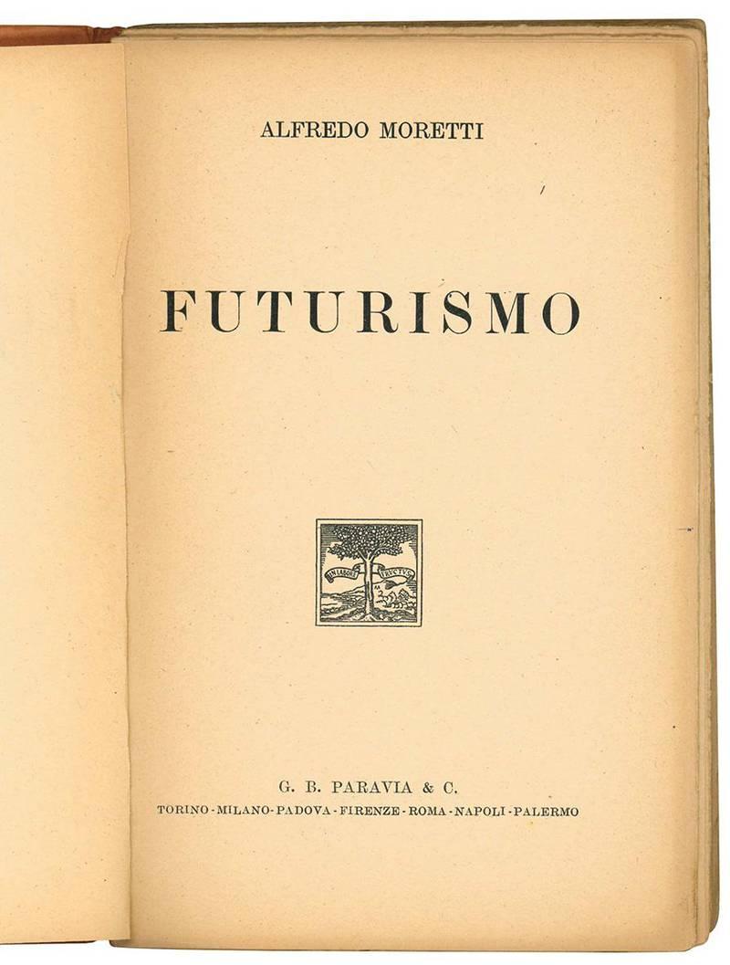 Futurismo.