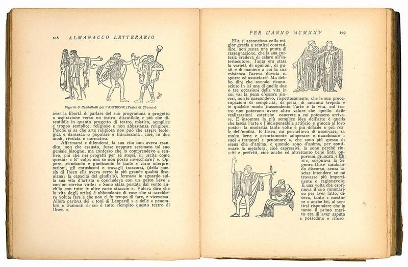 Almanacco letterario 1925.