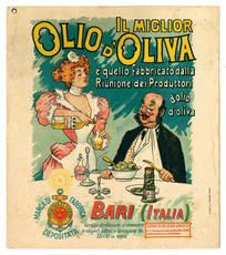 Bollettino periodico della Riunione dei Produttori d'Olio d'Oliva.