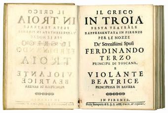 Il Greco in Troia festa teatrale