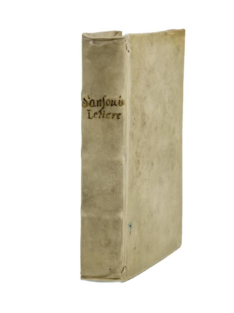 Letere de diversi eccellentissimi signori a diversi huomini scritti. Libro primo