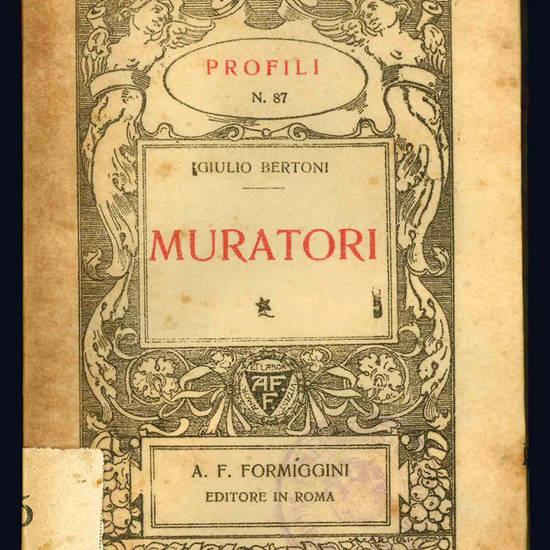 Muratori. Profilo N. 87.