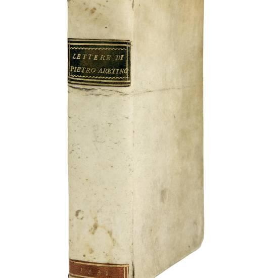 Al Sacratissimo Re d'Inghilterra il secondo libro de le lettre