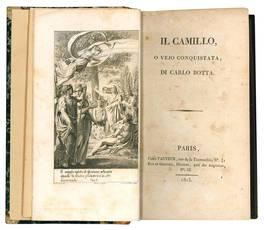 Il Camillo, o Vejo conquistata, di Carlo Botta.