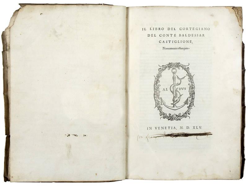 Il libro del cortegiano