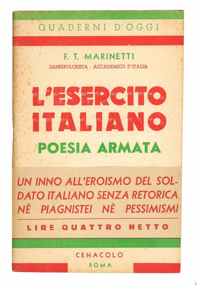 L?esercito italiano. Poesia armata