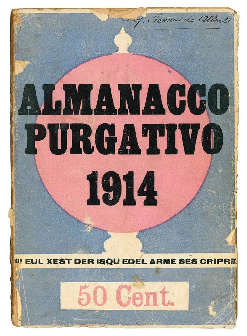 Almanacco purgativo 1914.