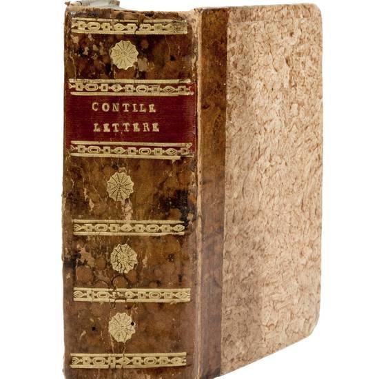 Delle lettere [...] primo [-secondo] volume, diviso in due libri