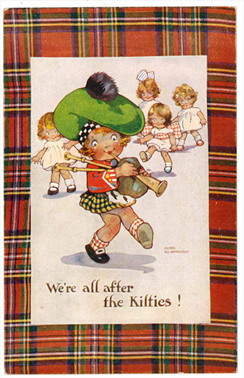 We're all after the Kilties