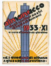 Almanacco degli scrittori nostri di oggi e di domani : 1933