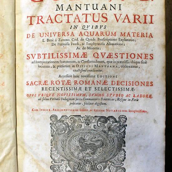 Tractatus varii