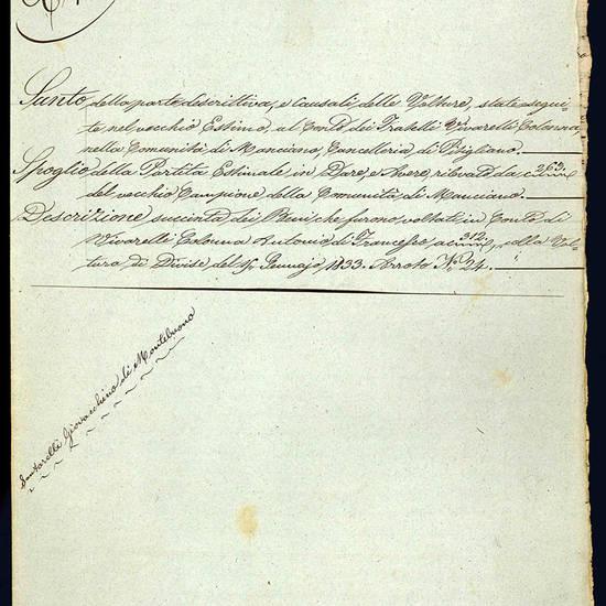 Vivarelli-Colonna