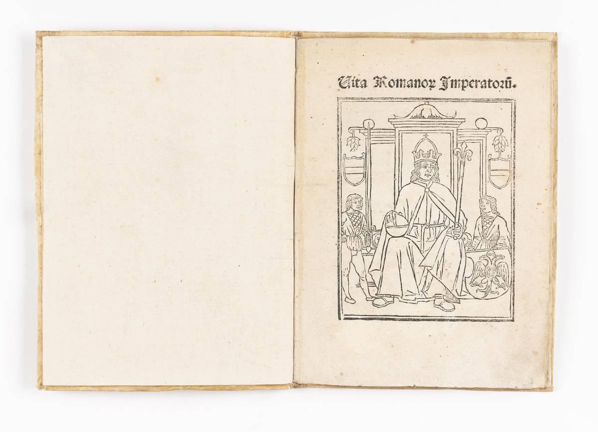 Vita Romanorum imperatorum