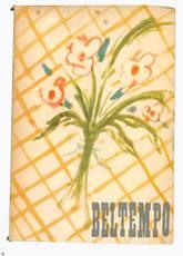 """Lotto di due numeri di """"Beltempo. Almanacco dedelle lettere e delle arti"""". Anno 1941, 1942."""