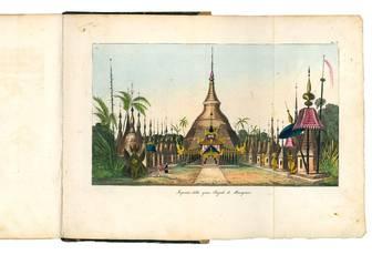 Scene e costumi delle coste e delle isole degli oceani Atlantico e Indiano, rappresentati da 86 incisioni ....