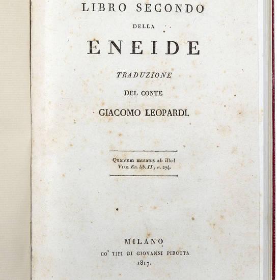 Libro secondo della Eneide