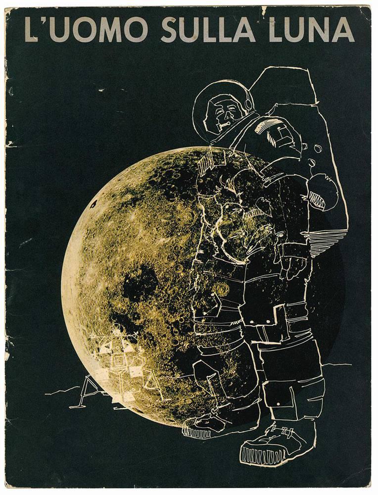 L'uomo sulla luna.