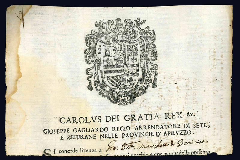 Inscrizzione esistente in Benevento riportata da Paolo Merola nella sua Cosmografia Generale.