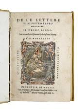 De le lettere [...] Il primo libro. Con la tavola de i summarij di ciascuna lettera