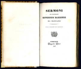 Sermoni - Le Stagioni.