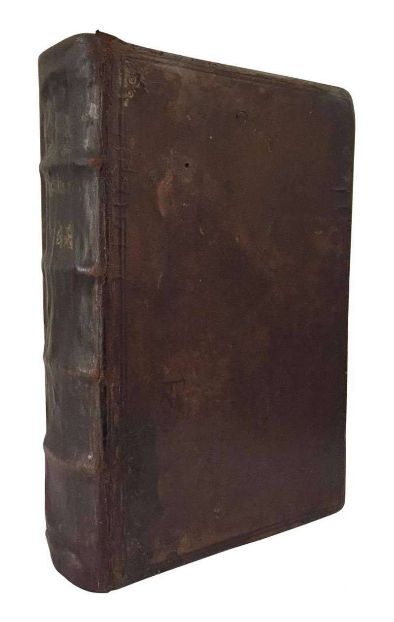 D. Junii Juvenalis, et Auli Persii Flacci Satyrae. Cum veteris scholiastae, & variorum commentariis. Accurante Cornelio Schrevelio.