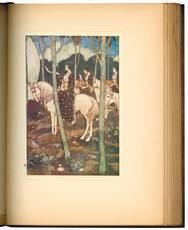 Arabische Nächte. Erzählungen aus tausend und eine nacht. Mit 30 farbigen bildern von Edmund Dulac.