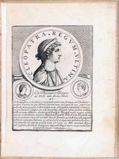 Series Ptolemaeorum regum Aegypti incisoribus iconum Caietano Piccinni characterum Ioanne Petroschi