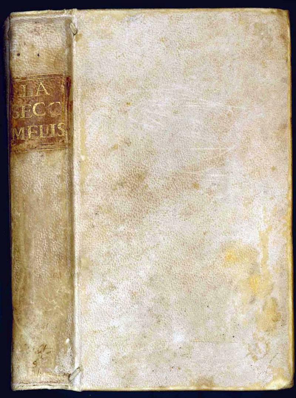 La Secchia poema eroicomico d'Androvinci Melisone.