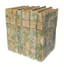 Bibliotheca Maphaei Pinellii Veneti magno jam studio collecta, a Jacopo Morellio... descripta et annotationibus illustrata. Tomus primus [-sextus]