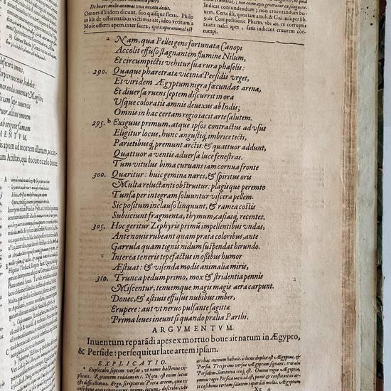 Bucolica et Georgica argumentis, explicationibus, et notis illustrata. A Ioanne Ludovico de la Cerda Toletano e Societate Iesu
