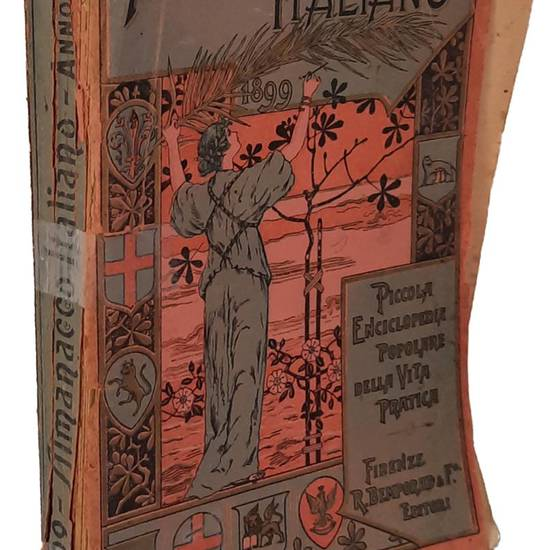 Almanacco italiano. Piccola enciclopedia popolare della vita pratica, e annuario diplomatico, amministrativo e statistico