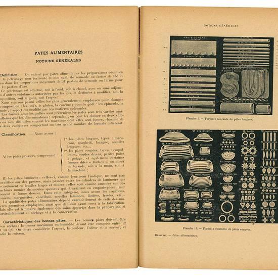 La fabrication industrielle des pates alimentaires par Ch. Renaudin ... Préface de E. Peyromaure-Debord.