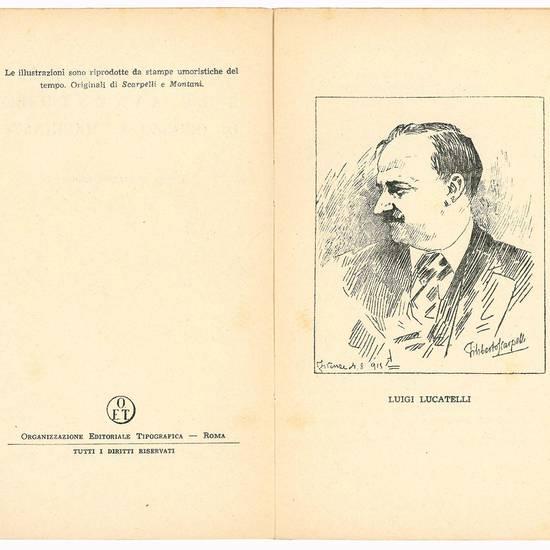 Luigi Lucatelli e le avventure di Oronzo E. Marginati