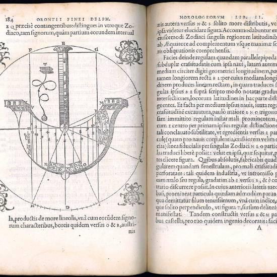 De solaribus horologiis, & quadrantibus, libri quatuor