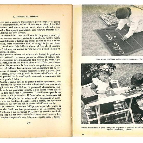 La scoperta del bambino. Con 11 tavole fuori testo.