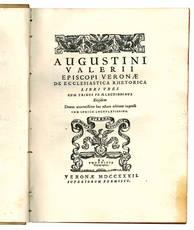 Ecclesiasticæ rhetoricæ. Pars prima (- altera).