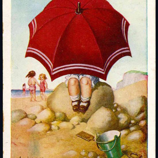 Cartolina illustrata (mm 140x99)